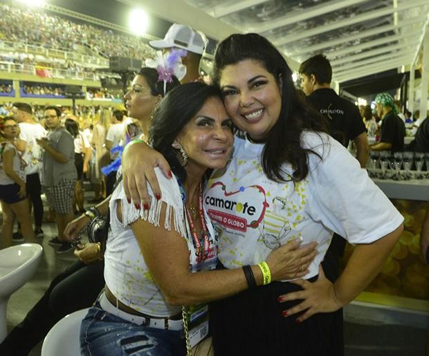 Fabiana Karla e Gretchen (Foto: Fábio Cordeiro/ QUEM)