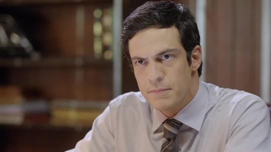 Mateus Solano e Paolla Oliveira falam sobre 'Em nome da lei'; veja o vídeo