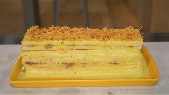 VIP e Xepa do 'BBB21': confira receitas criativas com pão de forma e biscoito salgado
