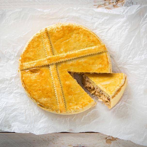Torta de Palmito (Foto: Divulgação)