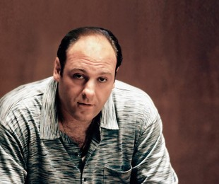 James Gandolfini em 'The Sopranos' | Reprodução