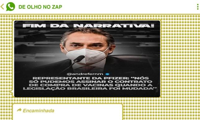Ideia de que comissão 'chegou ao fim' com depoimento de Carlos Murillo foi disseminada nas redes bolsonaristas