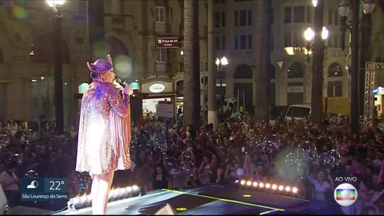 Milhares de pessoas celebram dia de São Pedro em festas juninas pela cidade