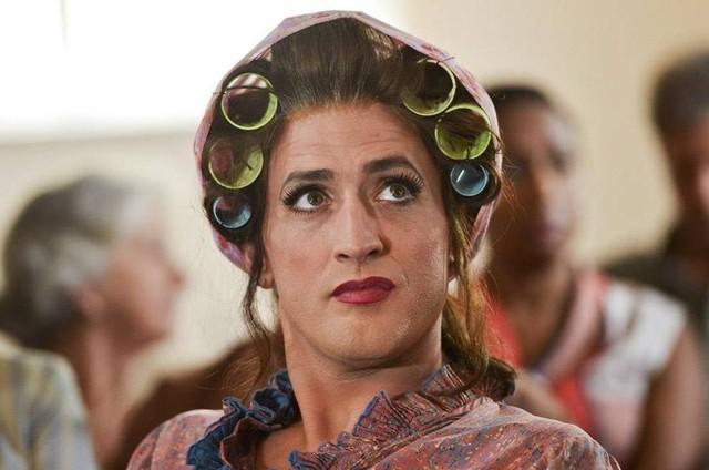 Paulo Gustavo como Hermínia em 'Minha mãe é uma peça' (Foto: Páprica Fotografia)