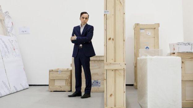 'Será a mostra mais visitada da última década', diz curador da exposição (Foto: GABI CARRERA/DIVULGAÇÃO)