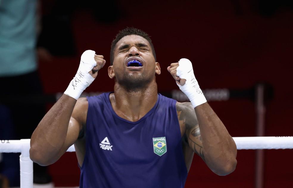 Com medalha garantida no boxe, Abner Teixeira sonha em comprar casa para a mãe: 'Futuro melhor para ela' | Sorocaba e Jundiaí | G1