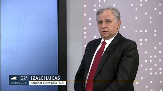 Senador eleito, Izalci defende PEC do teto de gastos, mas admite possibilidade de mudança