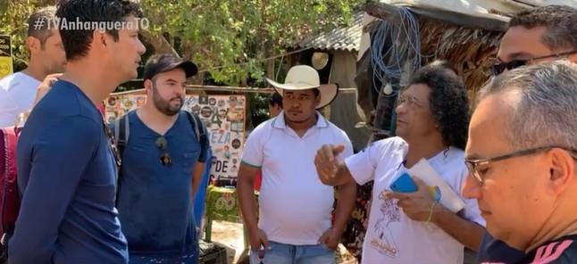 Presidente do BNDES afirma que quilombolas serão 'sócios' na concessão do Jalapão
