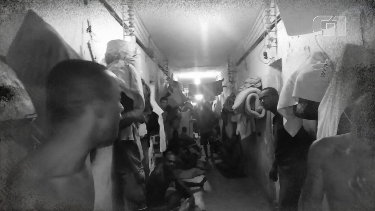 Número de presos provisórios cai, mas o total de detentos aumenta no país
