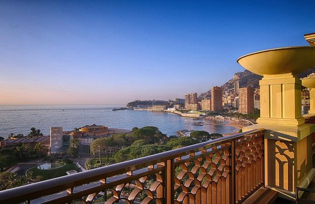 A suíte de Rafael Nadal em Monte-Carlo (Foto: Divulgação)