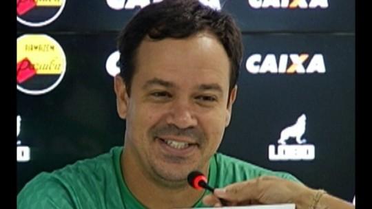 Paysandu se prepara para enfrentar o Londrina nesta sexta-feira
