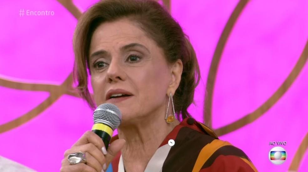 Marieta Severo fala de sua personagem (Foto: TV Globo)