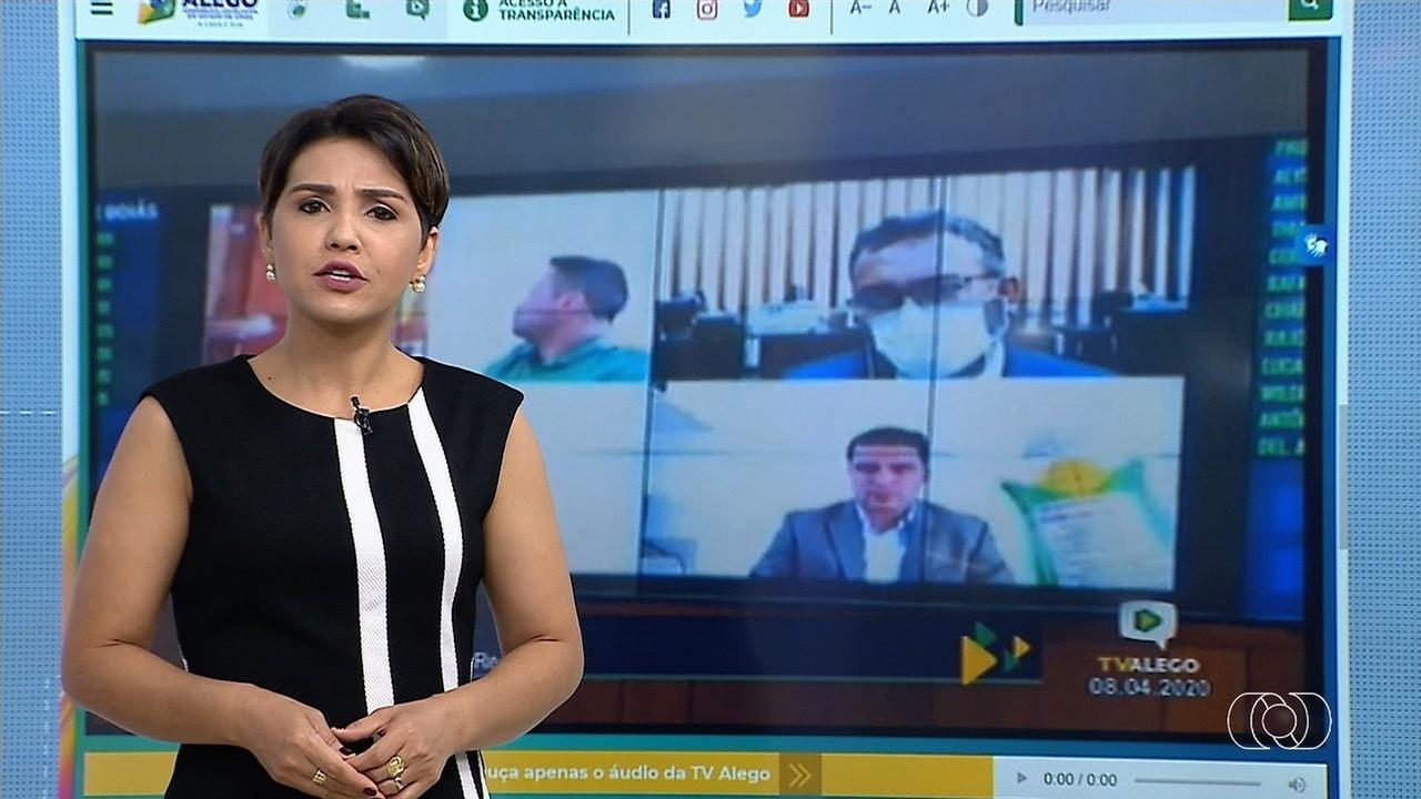 VÍDEOS: Jornal Anhanguera 2ª edição de quarta-feira, 8 de abril de 2020