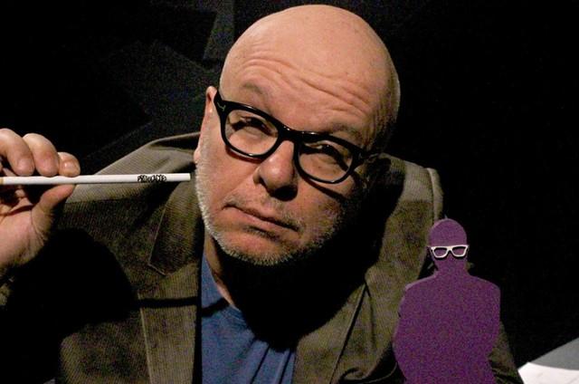 Marcelo Tas no 'Provocações', da TV Cultura (Foto: Juliana Ortega)