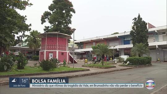 Ministério diz que atingidos por desastre em Brumadinho não vão perder Bolsa Família