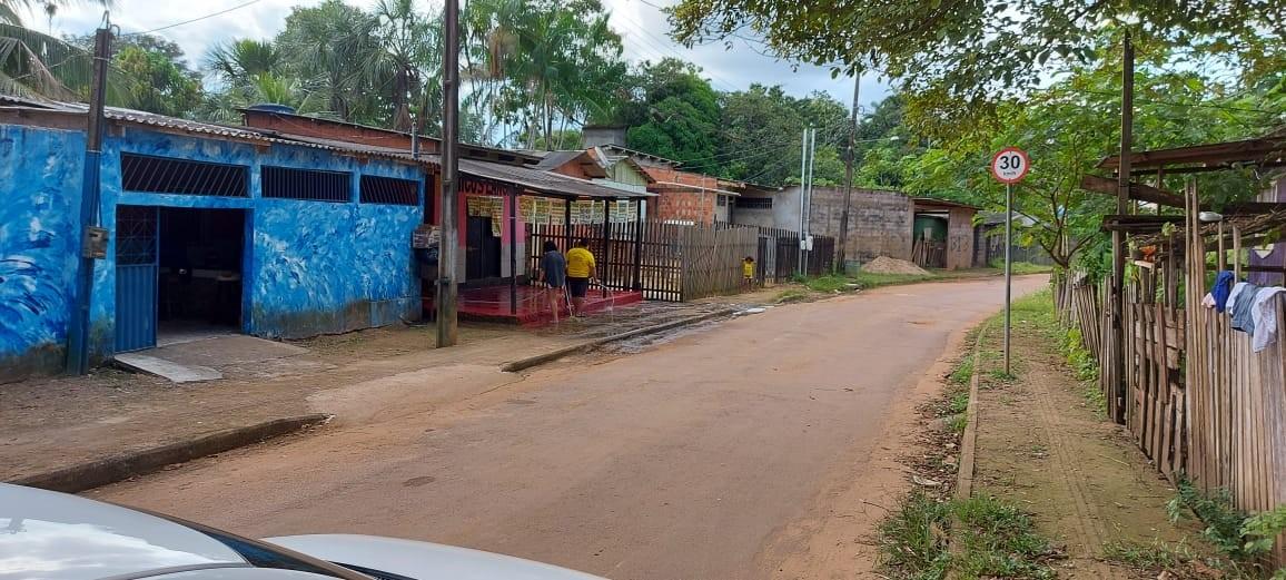 Entregador de marmitas é morto a tiros no bairro Belo Jardim, em Rio Branco