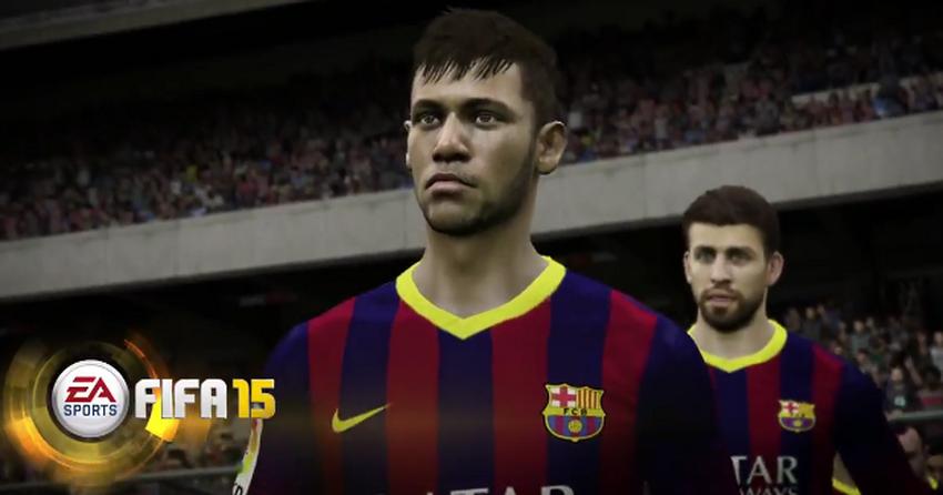 9481b5f1e5 Fifa 15: novo trailer mostra jogabilidade e poder gráfico da nova engine |  Notícias | TechTudo