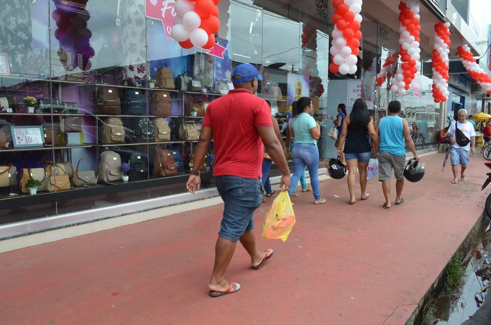 -  Amapá tem 306 mil inadimplentes, segundo CDL Macapá  Foto: Jorge Abreu/G1