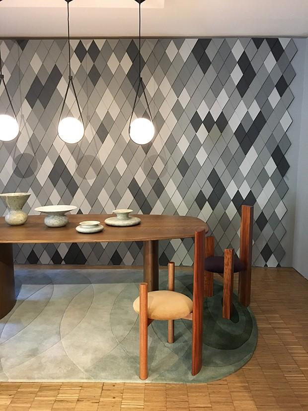 Faça um tour pela mostra que reúne design brasileiro em Milão (Foto: Michell Lott)
