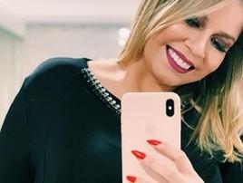 Sorridente, Marília Mendonça diz que é o amor da sua vida (Instagram/Reprodução)