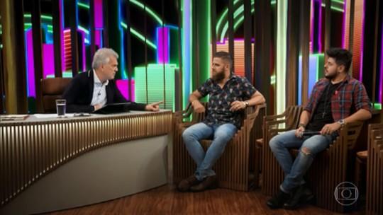 Cristiano, da dupla com Zé Neto, revela que cogitou ser padre: 'Tive vontade'