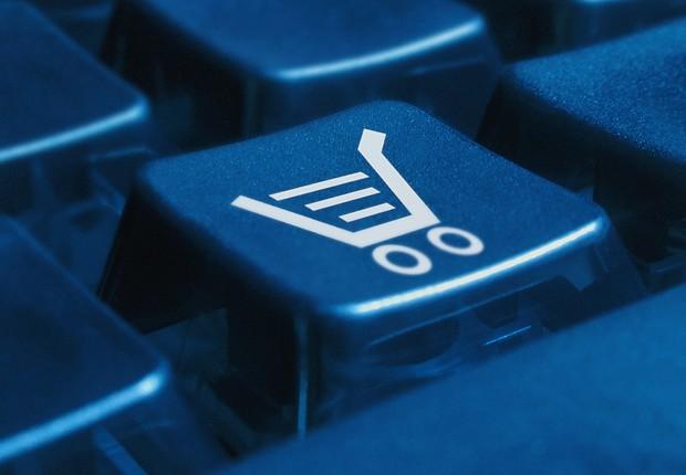 E-commerce ; vendas online ; compras online ; shopping online ; vendas pela internet ; compras pela internet ;  (Foto: Dreamstime)