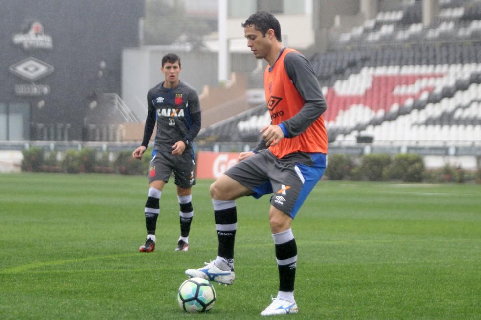 Anderson Martins ainda não tem retorno confirmado (Foto: Paulo Fernandes/Vasco.com.br)
