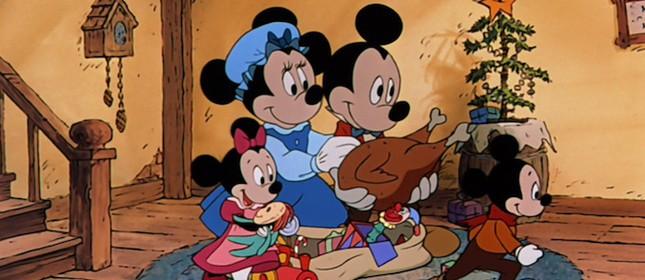 """""""O Natal do Mickey"""" é um longa-metragem de 1983"""