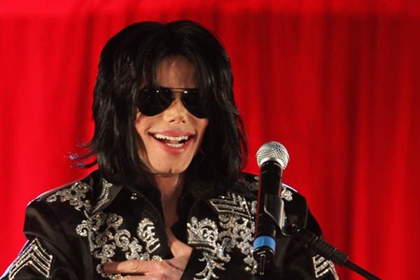 O cantor Michael Jackson (Foto: Getty Images)