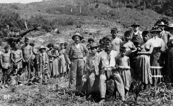 Laklãnõ-Xokleng: Indígenas e colonos alemães em Blumenau, 1929