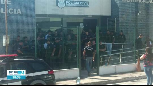 Seis pessoas são presas em operação contra o tráfico de drogas em Marataízes, no Sul do ES