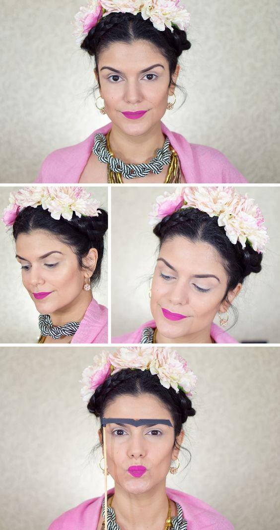 Frida Kahlo (Foto: Reprodução / Pinterest)
