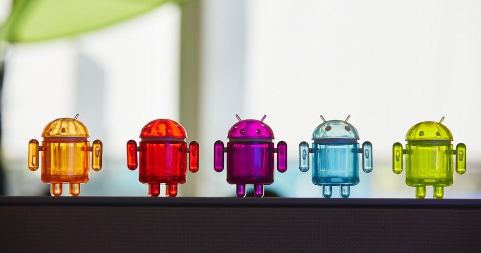 Google afirma que Android 10 começa a ser disponibilizado nesta terça-feira (3). — Foto: Divulgação/Google