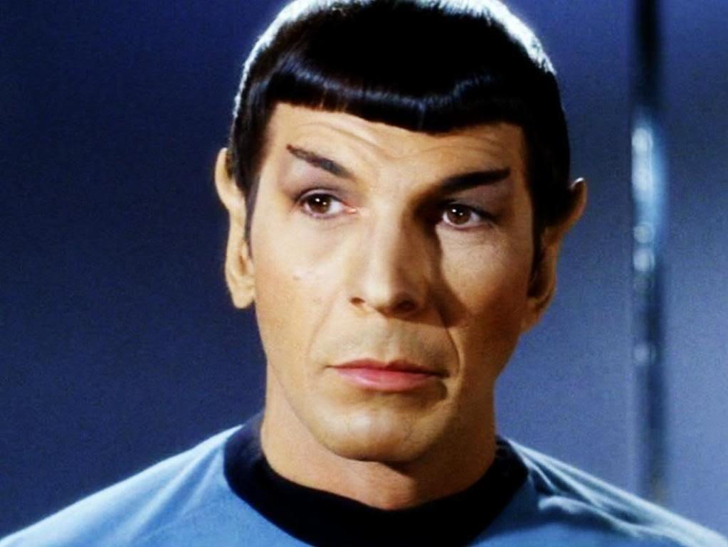O ator Leonard Nimoy, célebre intérprete de Spock (Foto: Reprodução)
