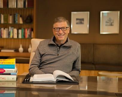 5 livros que Bill Gates quer que você leia durante a pandemia