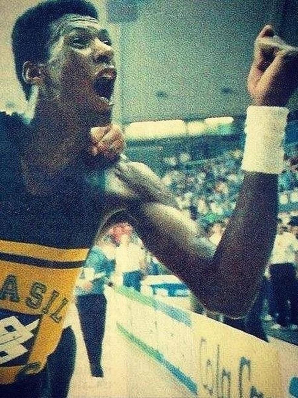 Gerson Victalino, ex-jogador de basquete do Brasil — Foto: Divulgação / CBB