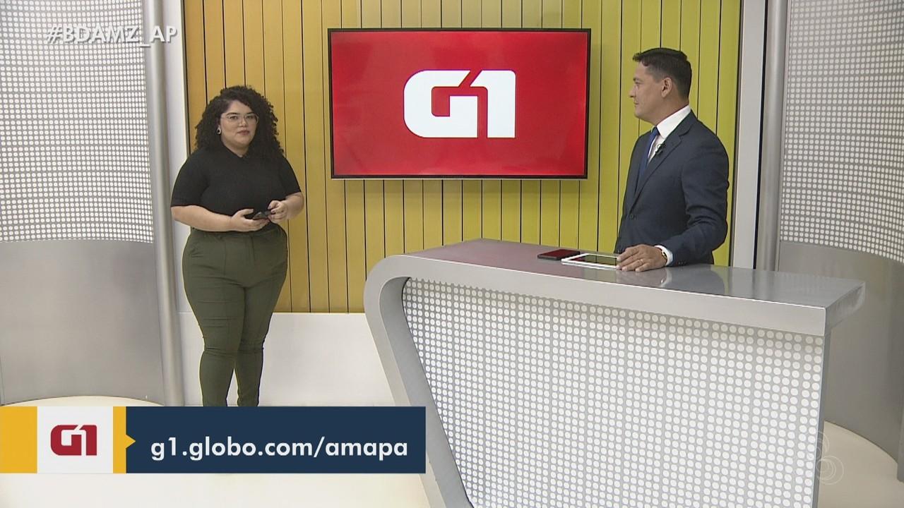 G1 Amapá destaca ocupação de leitos da Covid-19 e cursos mantidos pela Unifap em Oiapoque