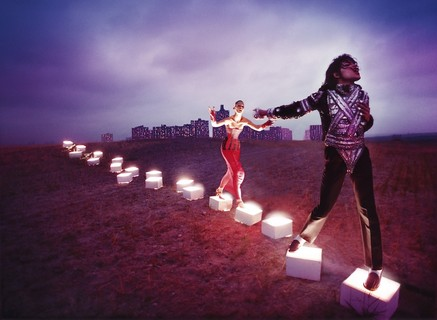 An Illuminated Path, de David La Chapelle