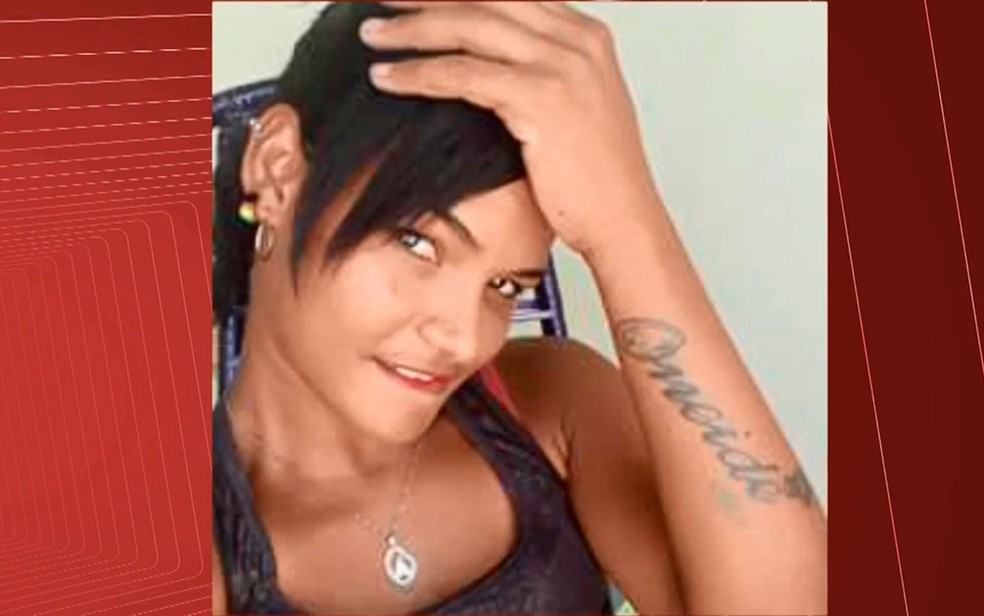 Silvaneide Valeriano Barros, de 17 anos, foi morta por garota de 13 na Bahia (Foto: Reprodução/TV Oeste)