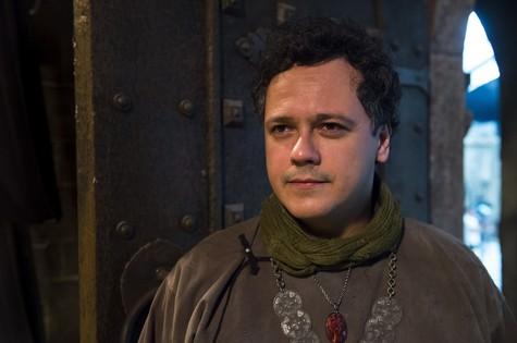 Danton Mello é o Gregório de 'Deus salve o rei' (Foto: Rede Globo / Maurício Fidalgo)