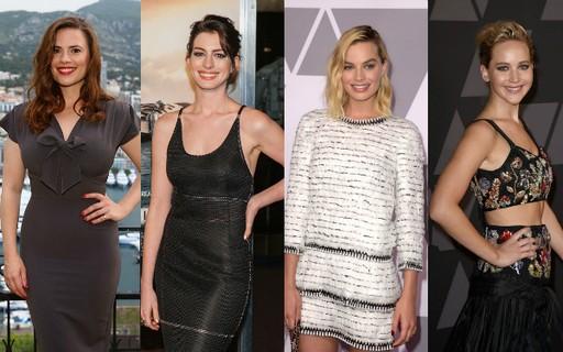 Atrizes que foram forçadas a perder peso para trabalhar em Hollywood