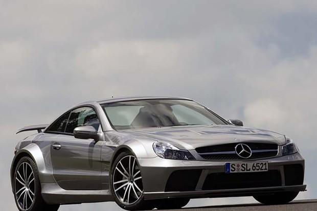 Mercedes-Benz SL65 AMG Black Series (Foto: Carplay)