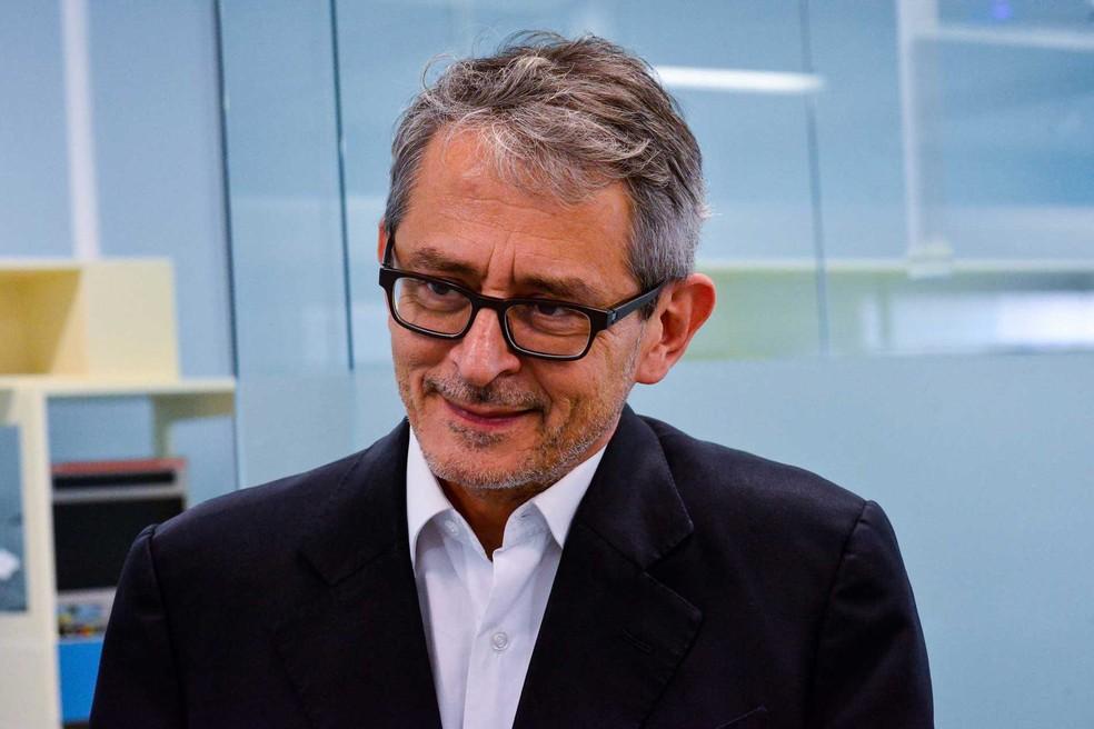 Otavio Frias Filho, diretor de redação da 'Folha de S.Paulo' (Foto: Lucas Lacaz Ruiz / Futura Press)