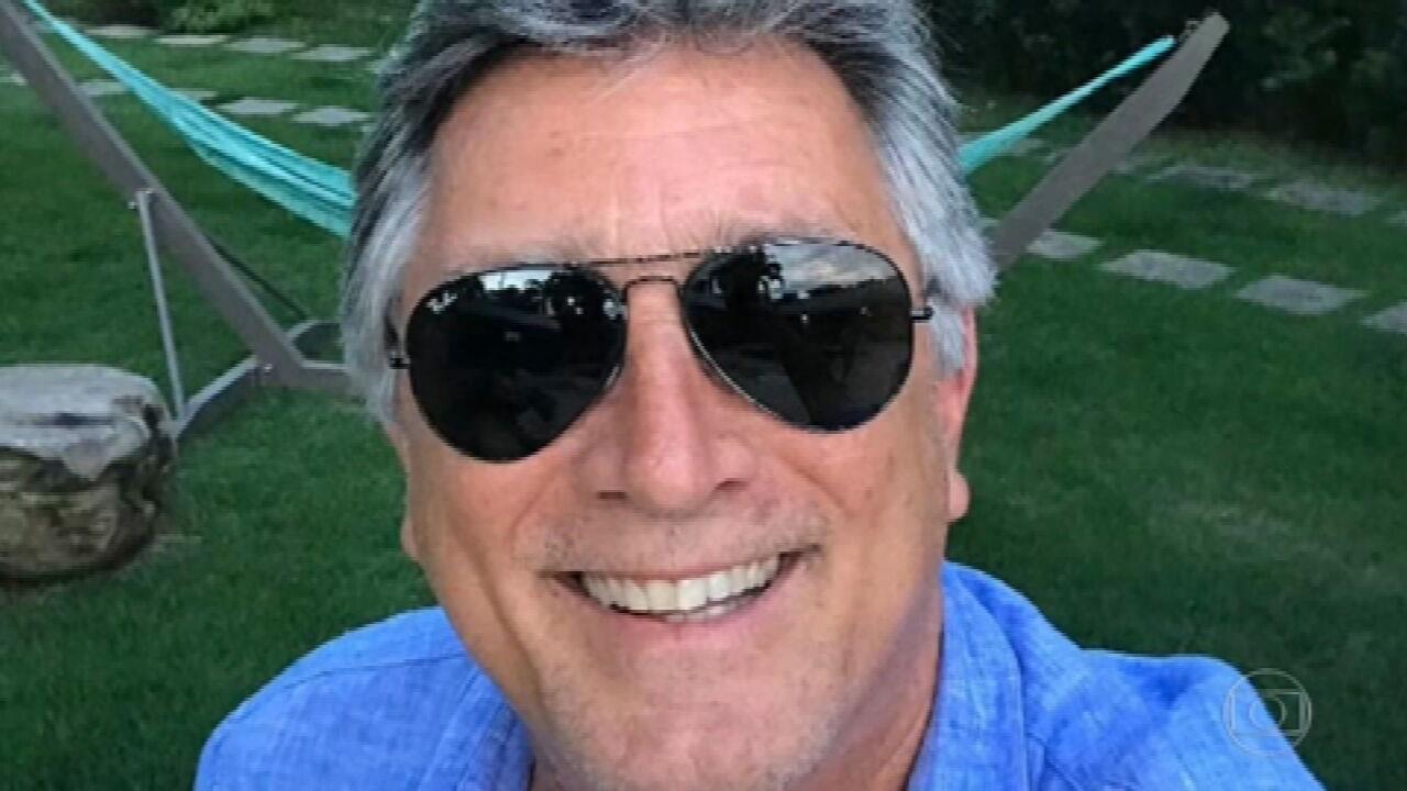 Eduardo Galvão morre de Covid aos 58 anos; corpo do ator será cremado no Rio