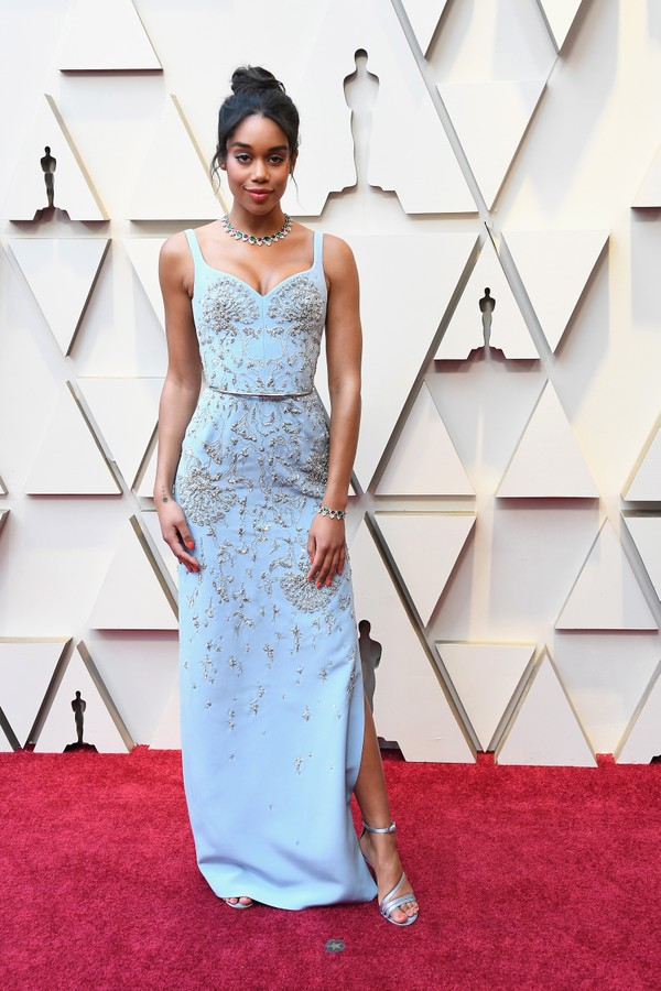 Laura Harrier (Foto: Getty Images)
