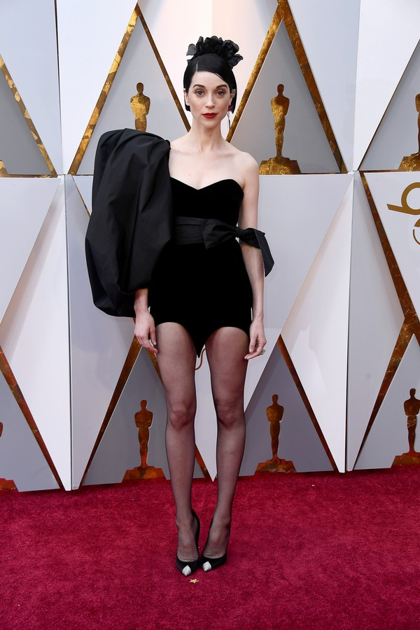 St. Vincent de Saint Laurent (Foto: Getty Images)