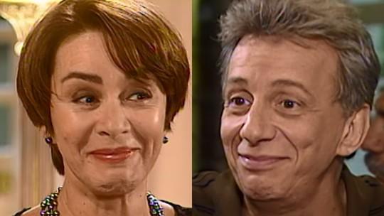 Marco Nanini e Nívea Maria no 'Falha Nossa do Louro': confira os erros de gravação dos atores