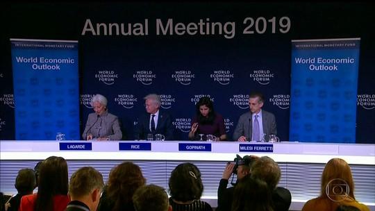Bolsonaro chega à Suíça para participar do Fórum Econômico Mundial