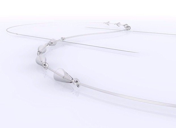 A tecnologia de cones é uma exclusividade Silhouette®, patenteada e desenvolvida nos Estados Unidos após anos de pesquisa dedicados ao aprimoramento dos fios de sustentação facial. Seus cones representam um avanço imenso (Foto: Divulgação)