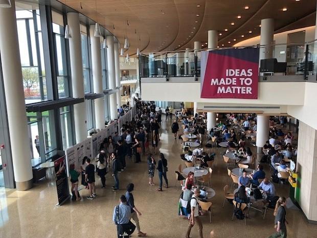 Prédio do Sloan School of Management, do MIT (Foto: Fernanda Lopes de Macedo Thees)